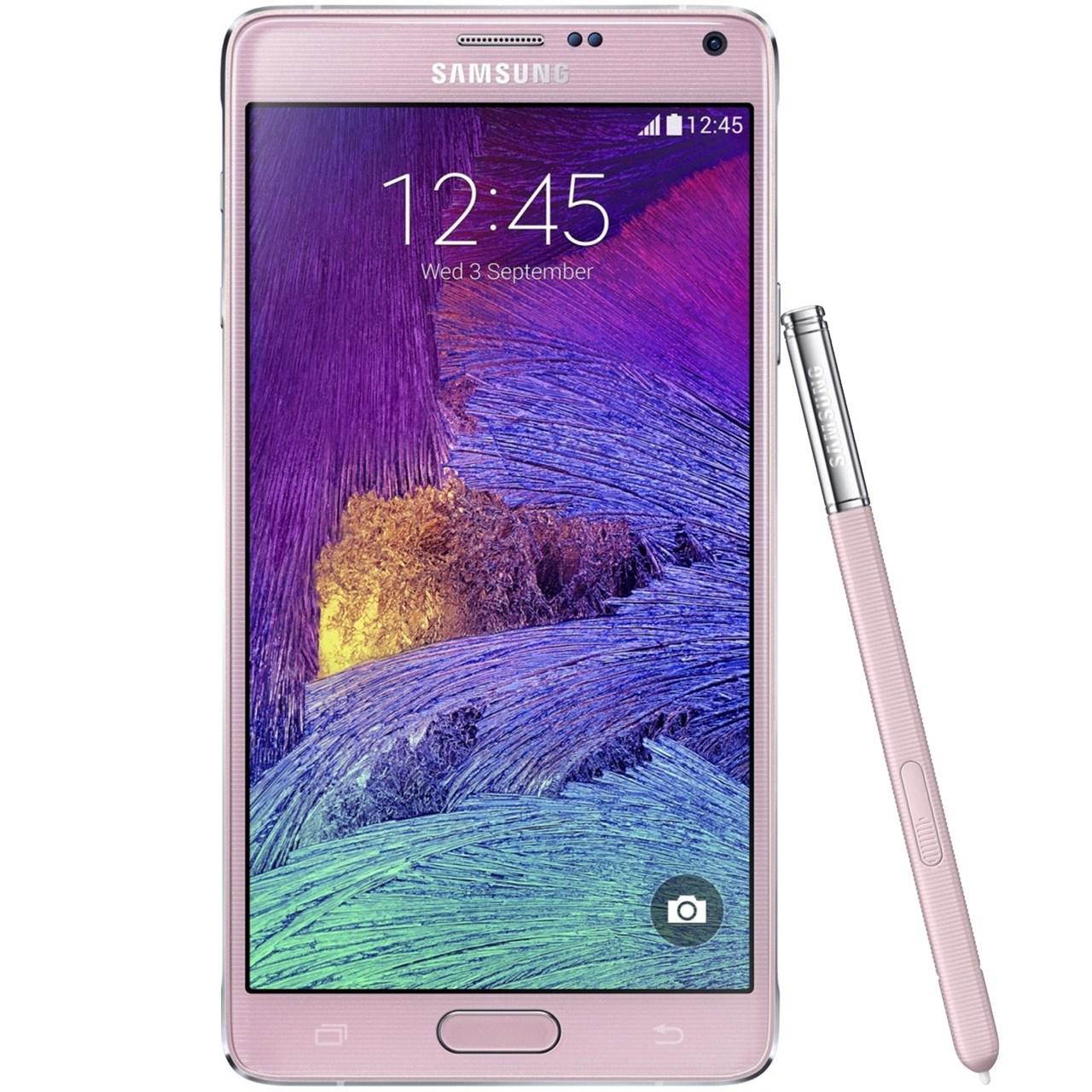 گوشی موبایل سامسونگ مدل Galaxy Note 4 N910C - 4G
