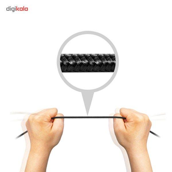 کابل تبدیل USB به microUSB ای دیتا مدل Reversible Aluminum به طول 1 متر main 1 5