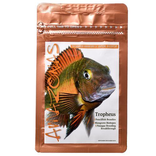 غذای ماهی گوشتخوار سیچلاید بسته ۱۷۰ گرمی کد 002
