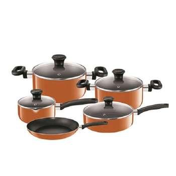 سرویس پخت و پز 9 پارچه تفال مدل Prima