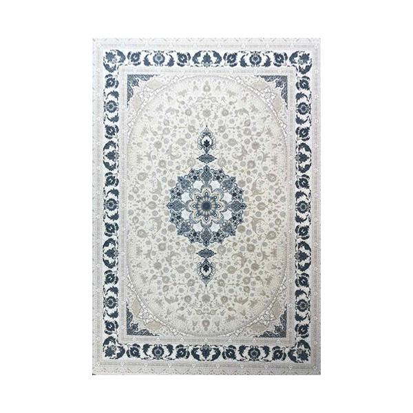 فرش ماشینی خاطره کاشان نقشه اصفهان کد 1009