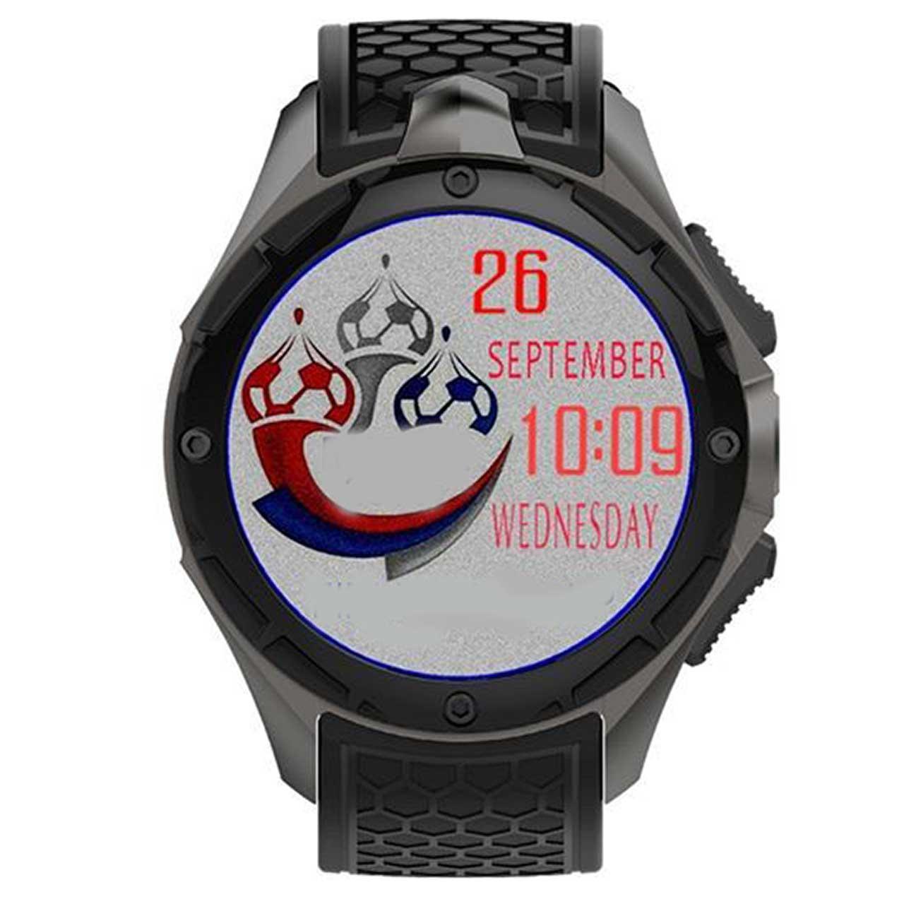 ساعت هوشمند کینگ ور مدل KW68  ورژن IP68 Waterproof