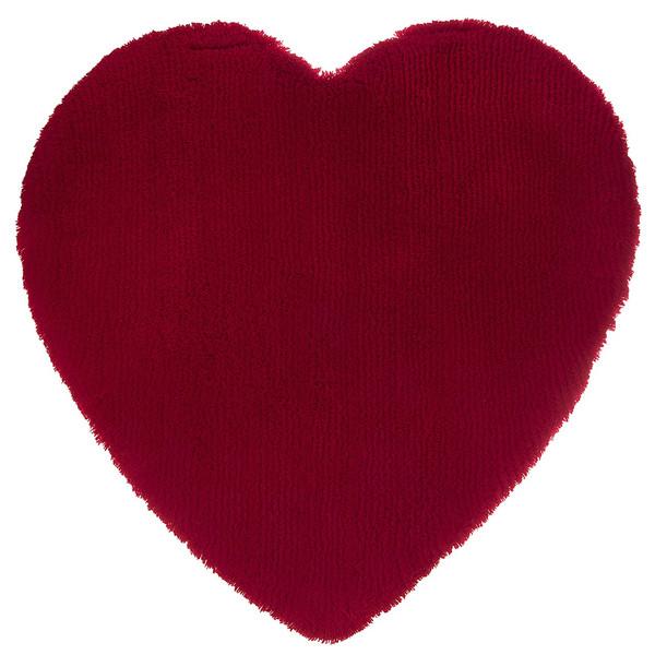 پادری فرش مریم مدل قلبی کوچک
