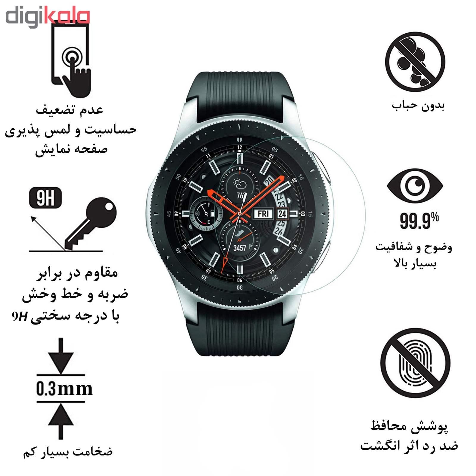محافظ صفحه نمایش پیکسی مدل Treasure Troveمناسب برای ساعت هوشمند سامسونگ مدل Galaxy Watch 46mm main 1 2