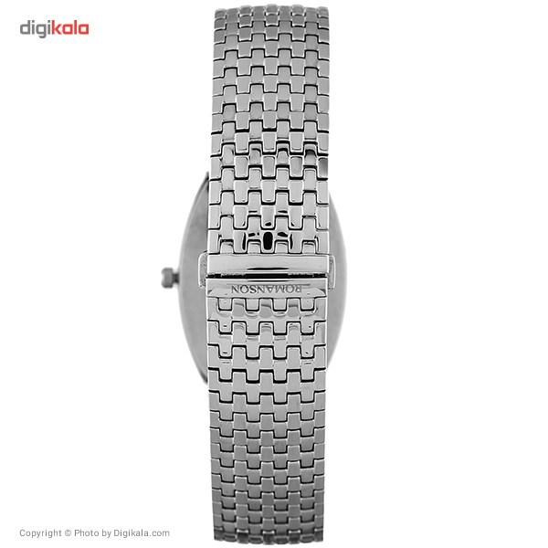 ساعت مچی عقربه ای مردانه رومانسون مدل EM9250UM1WAS2B