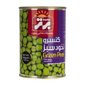 کنسرو نخود سبز برتر - 420 گرم