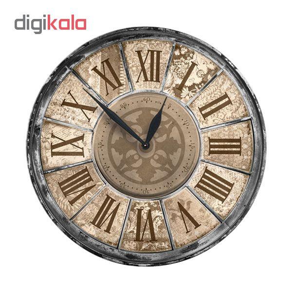 ساعت دیواری طرح آنتیک کد120