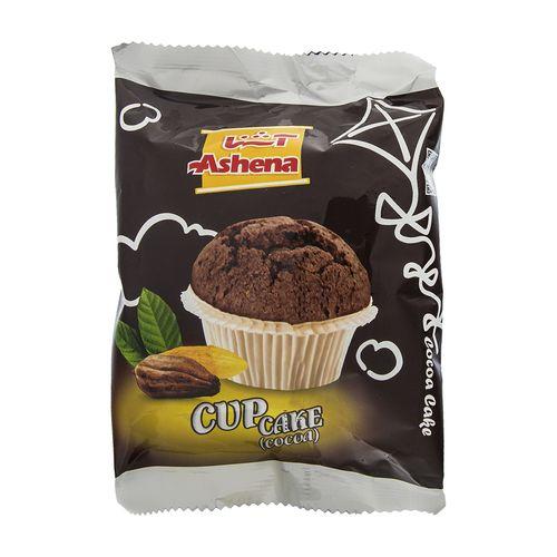 کاپ کیک کاکائویی آشنا مقدار 70 گرم