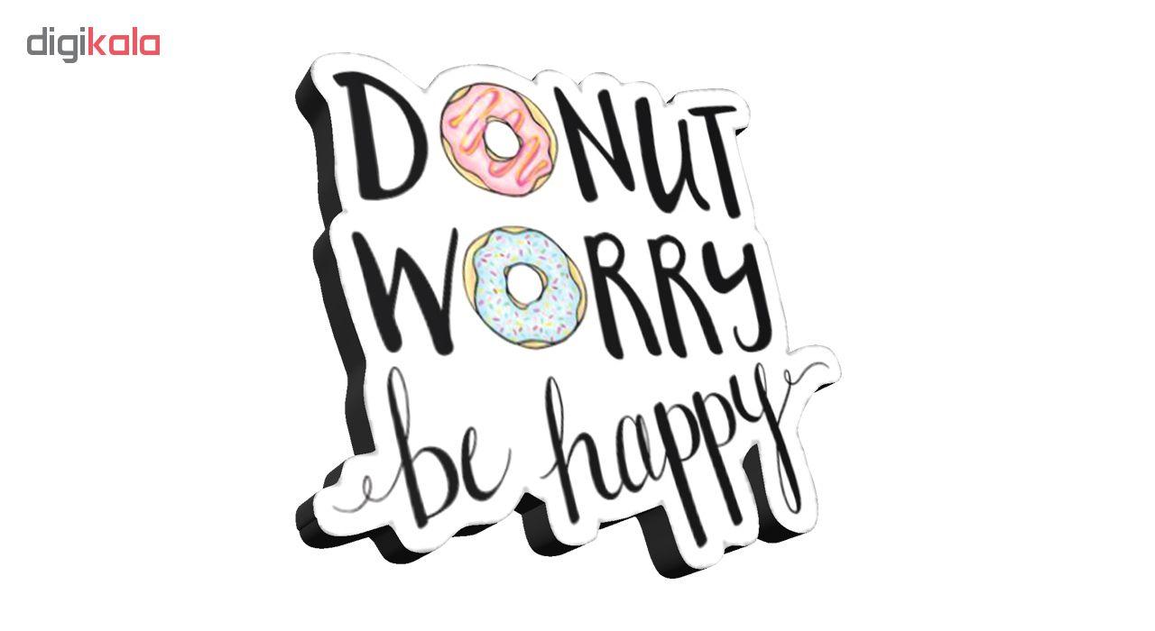 استیکر طرح Be Happy