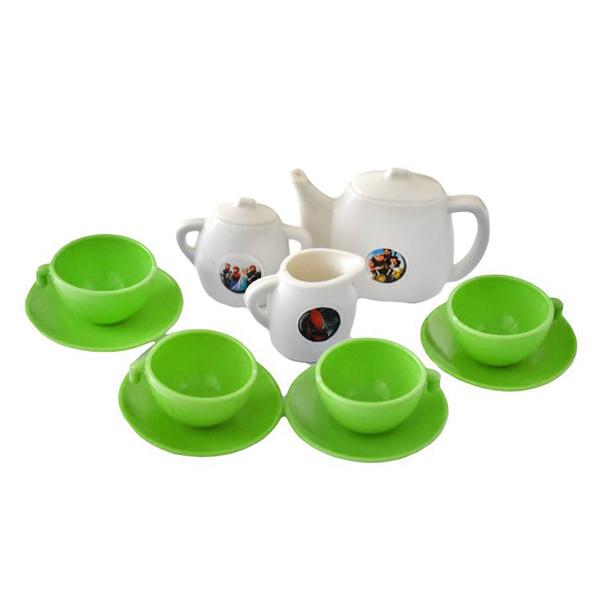 خرید                     ست اسباب بازی سرویس چای خوری مدل TEA001