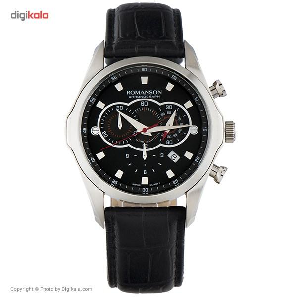 خرید ساعت مچی عقربه ای مردانه رومانسون مدل TL3207HM1WA32W