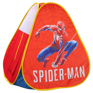 چادر کودک طرح spiderman کد 002