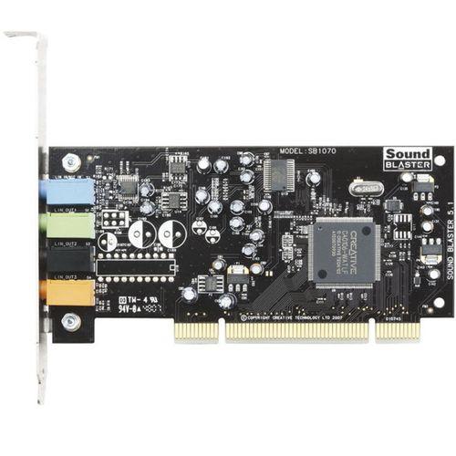 کارت صدا کریتیو مدل Sound Blaster 5.1VX