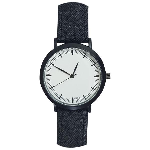 ساعت مچی عقربه ای مدل BW1112 رنگ مشکی