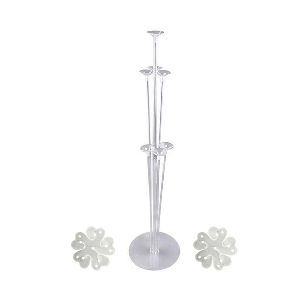 استند بادکنک مدل 7s پلاس به همراه گل بادکنک