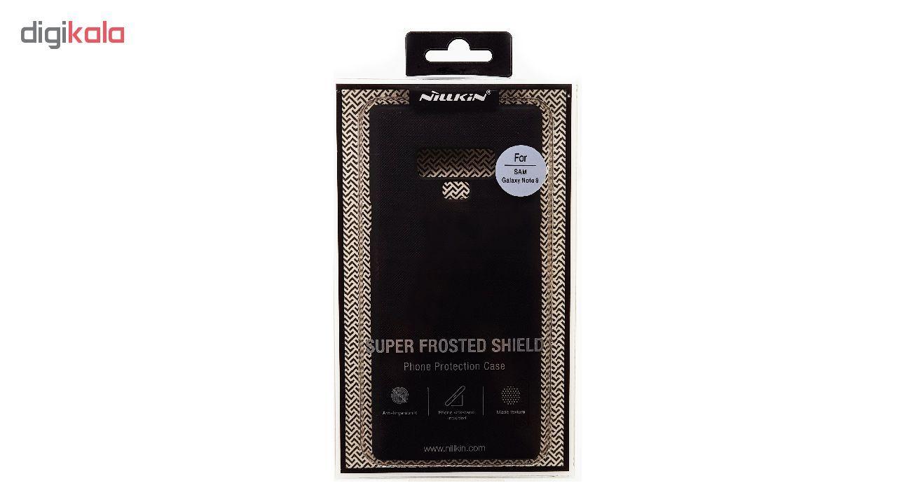 کاور نیلکین مدل Super Frosted Shield  مناسب برای گوشی موبایل سامسونگ Galaxy Note 9 main 1 9