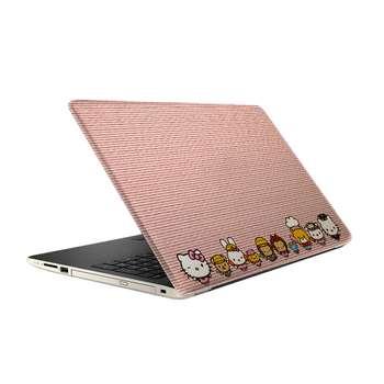 استیکر لپ تاپ فلوریزا طرح استیکر کد 005 مناسب برای لپ تاپ 15.6 اینچ