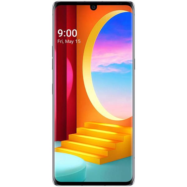 گوشی موبایل ال جی مدل Velvet LM-G910EMW ظرفیت 128 گیگابایت و رم 6 گیگابایت
