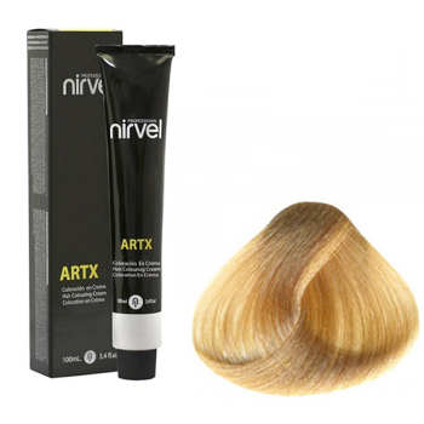 رنگ موی نیرول سری ARTX مدل pastel line شماره P-07 حجم 100 میلی لیتر رنگ عسلی روشن