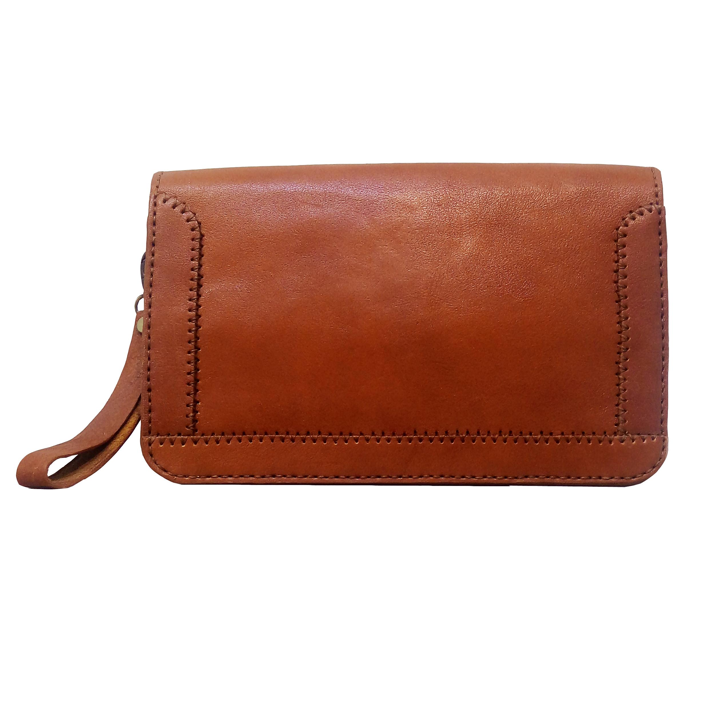 کیف دستی مردانه چرم مدل 4420