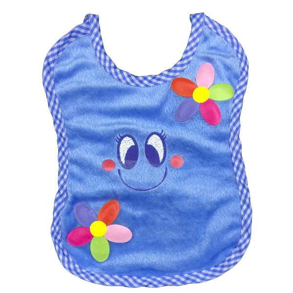 پیشبند نوزادی طرح لبخند کد 010