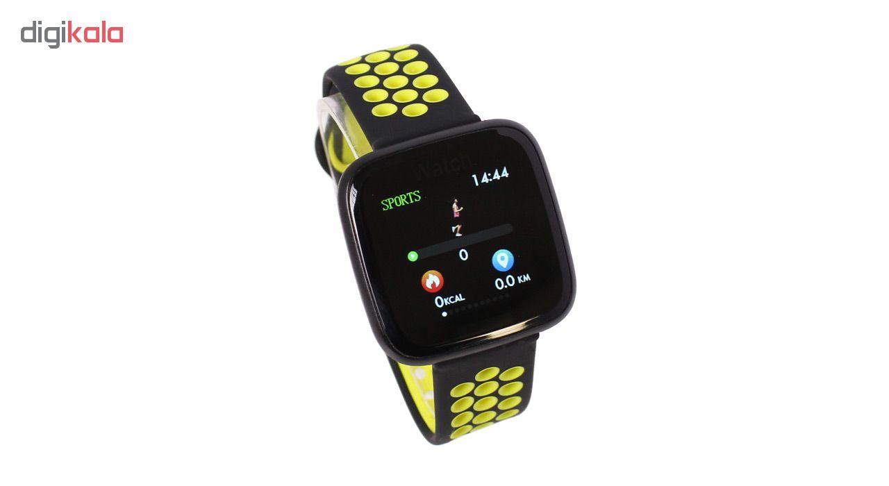 خرید ساعت هوشمند مدل DGMD-0023