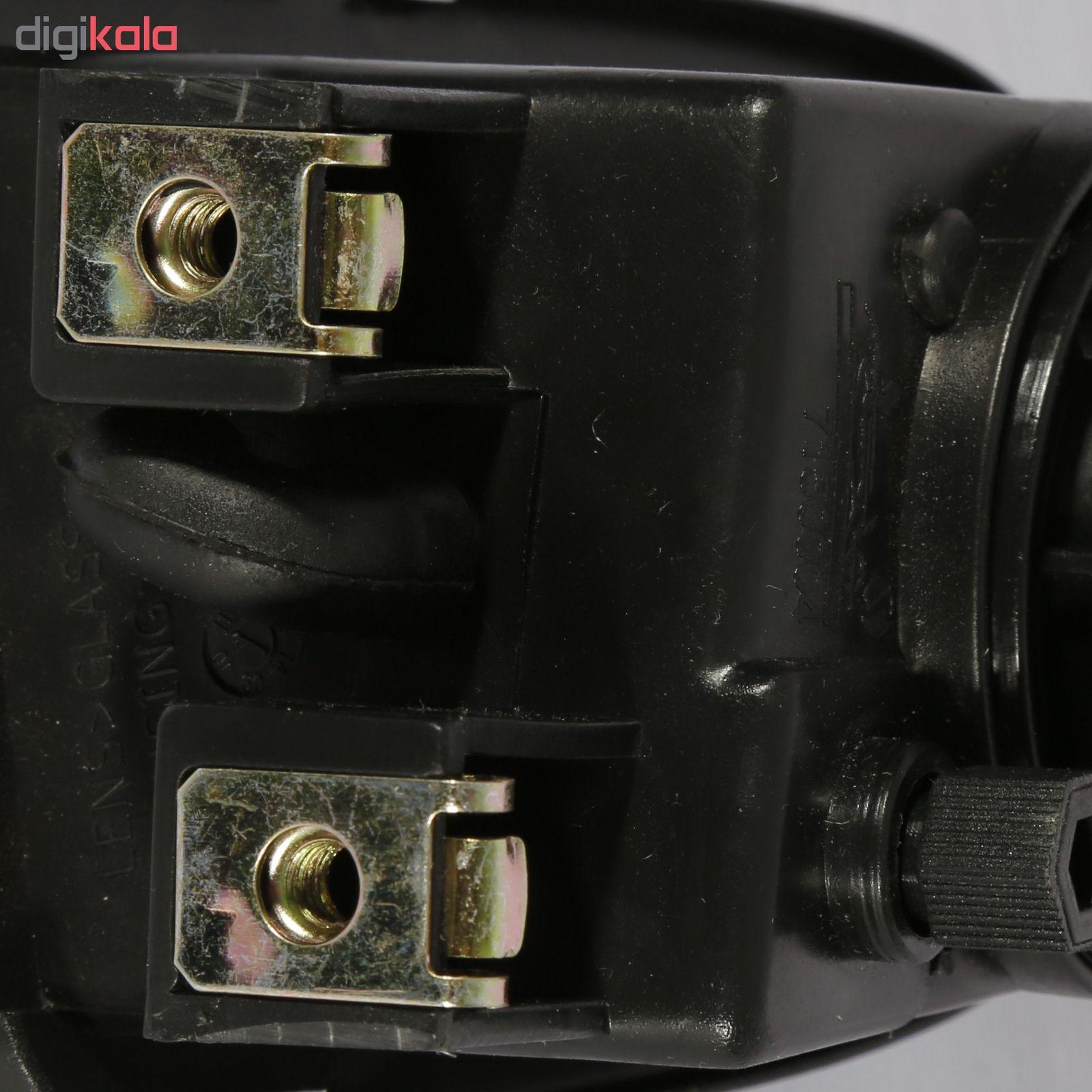 چراغ مه شکن جلو راست فراز مدل FT- 460 مناسب برای سمند LX main 1 2