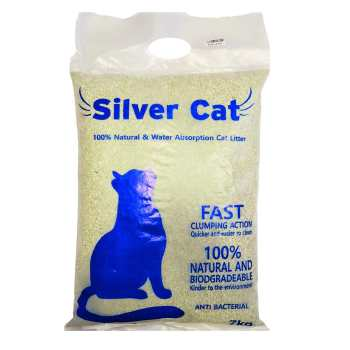 خاک گربه سیلور کت مدل 8445 وزن 7 کیلوگرم