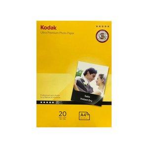 کاغذ چاپ عکس کداک مدل Ultra Premium Satin سایز A4 بسته 20 عددی