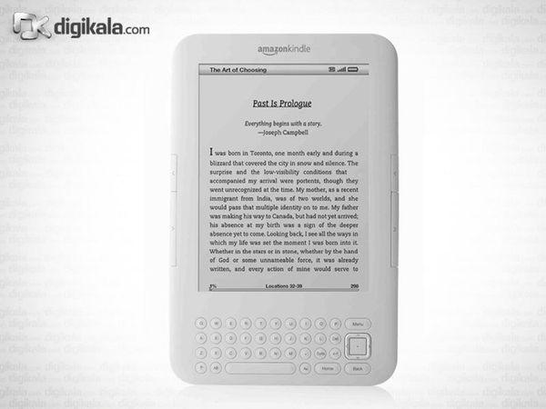 کتاب خوان آمازون کیندل کیبورد 3 جی- 4 گیگابایت