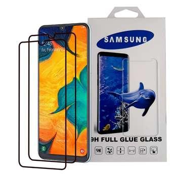 محافظ صفحه نمایش مدل Ys310 مناسب برای گوشی موبایل سامسونگ GALAXY A31 بسته 2 عددی