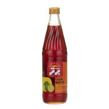 شربت به لیمو برتر مقدار 660 گرم
