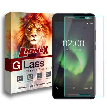 محافظ صفحه نمایش لایونکس مدل UPS مناسب برای گوشی موبایل نوکیا Nokia 2.1