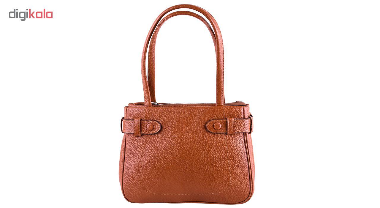 کیف دوشی زنانه مدل یاس کد 01
