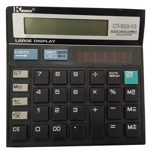 ماشین حساب کنکو مدل CT-500-10