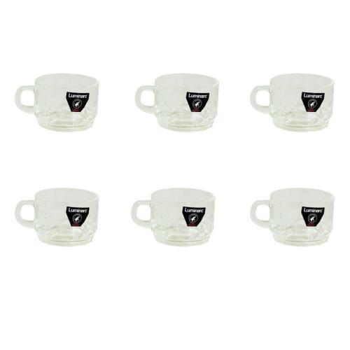 فنجان لومینارک مدل 16 بسته 6 عددی
