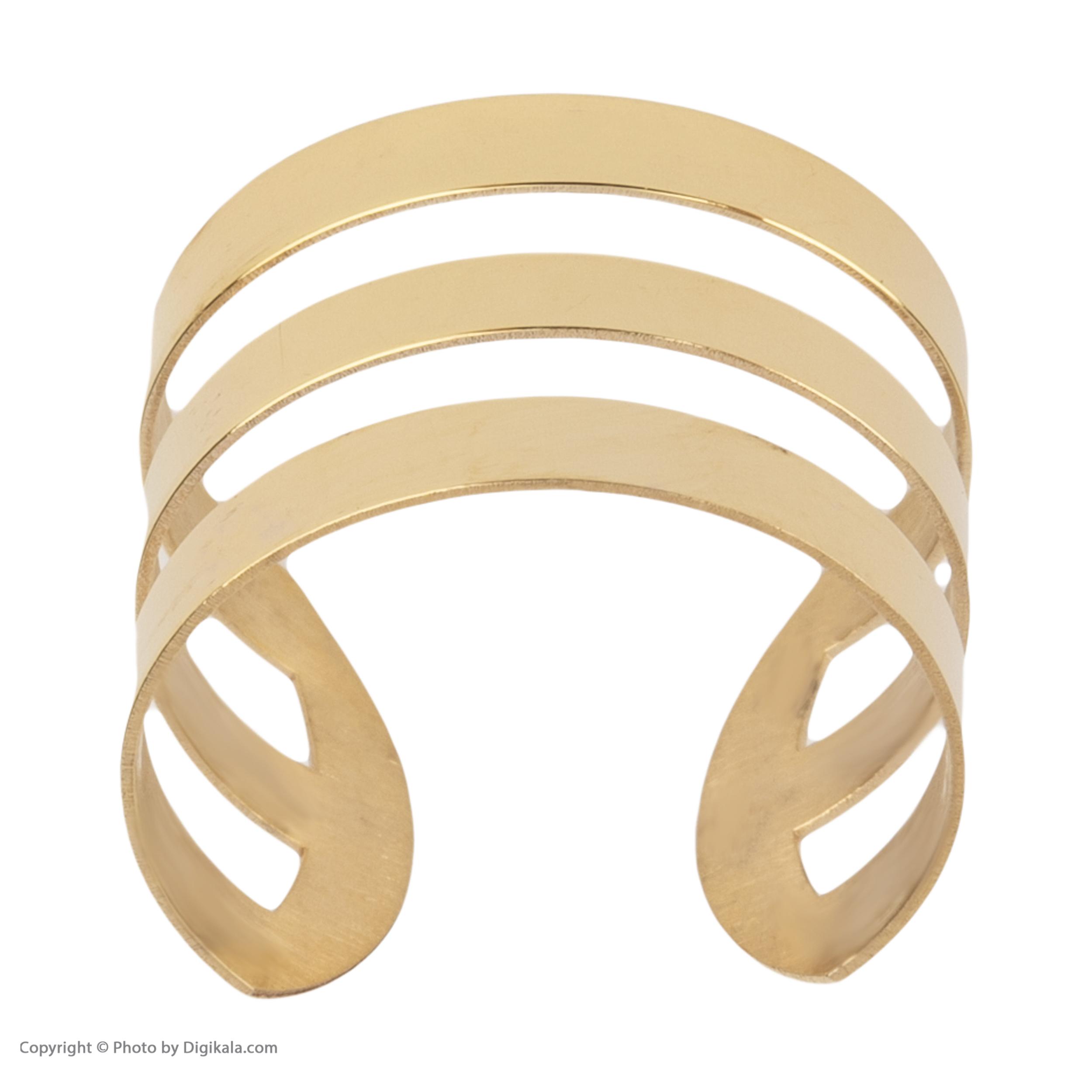 انگشتر طلا 18 عیار زنانه نیوانی مدل NR031 -  - 3
