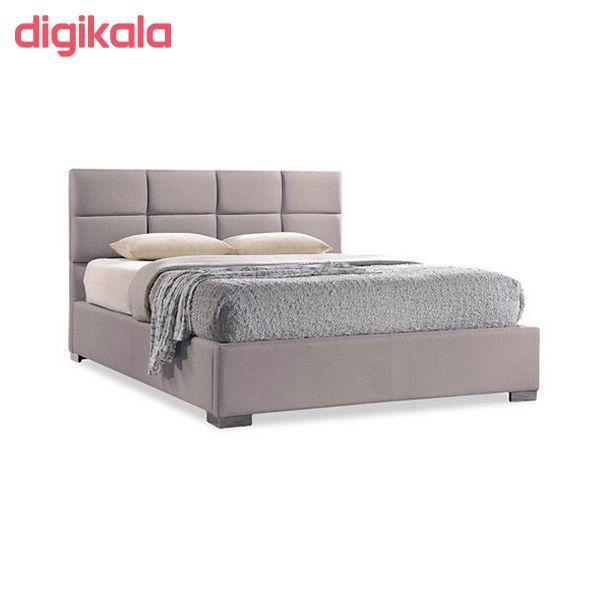 تخت خواب دونفره مدل کتیبه سایز 160×200 سانتی متر main 1 1