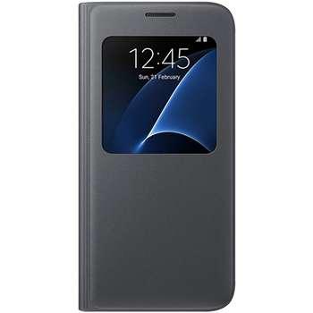 کیف کلاسوری  مدل S View مناسب برای گوشی موبایل Galaxy S7