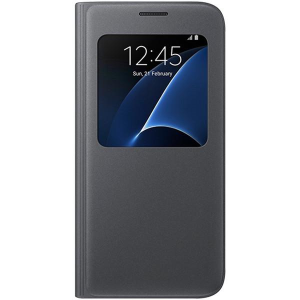 کیف کلاسوری سامسونگ مدل S View مناسب برای گوشی موبایل Galaxy S7