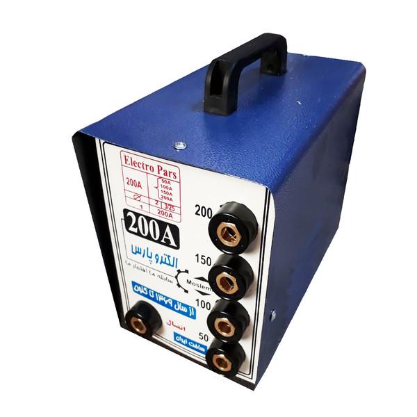دستگاه جوش 200 آمپر الکتروپارس مدل cls رکتیفایری
