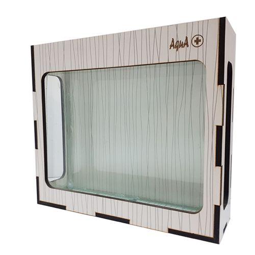 آکواریوم دیواری آکوا پلاس مدل 09