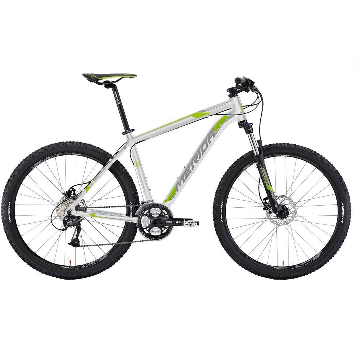 خرید                     دوچرخه کوهستان مریدا مدل BIG SEVEN 40 سایز 27.5