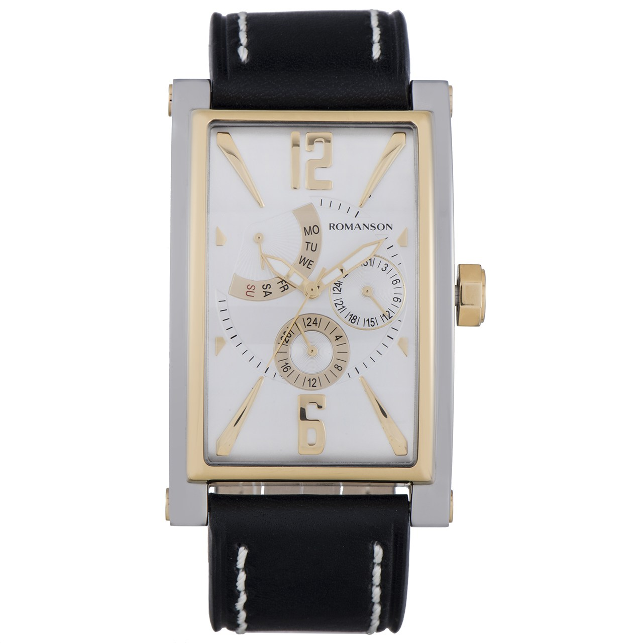 ساعت مچی عقربه ای مردانه رومانسون مدل TL8901GM1CAS1G