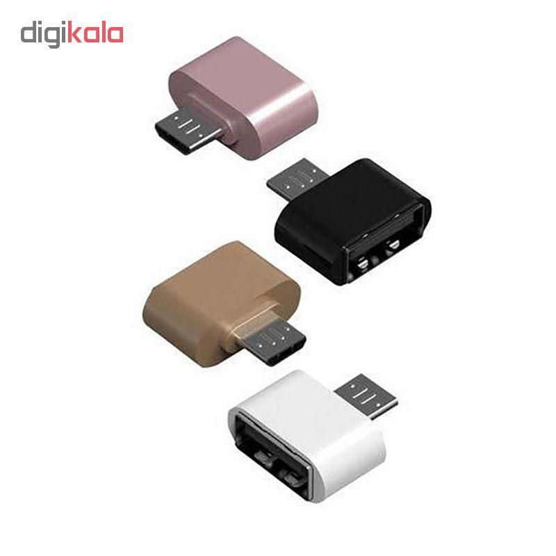 مبدل USB به microUSB مدل WR67 main 1 2