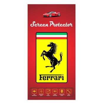 محافظ صفحه نمایش مدل Ferrari مناسب برای گوشی موبایل شیائومی Mi 4