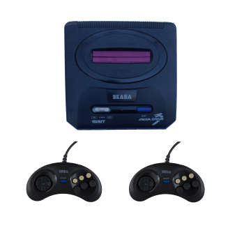 تصویر کنسول بازی سگا مدل Drive 2 ظرفیت 16Bit Sega Drive 2-16Bit