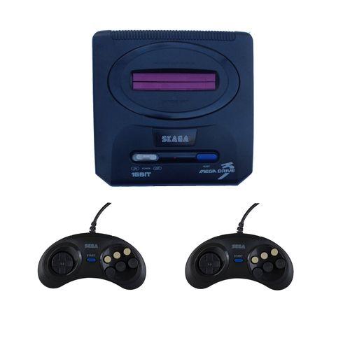 کنسول بازی سگا مدل Medda drive 3 به همراه بازی