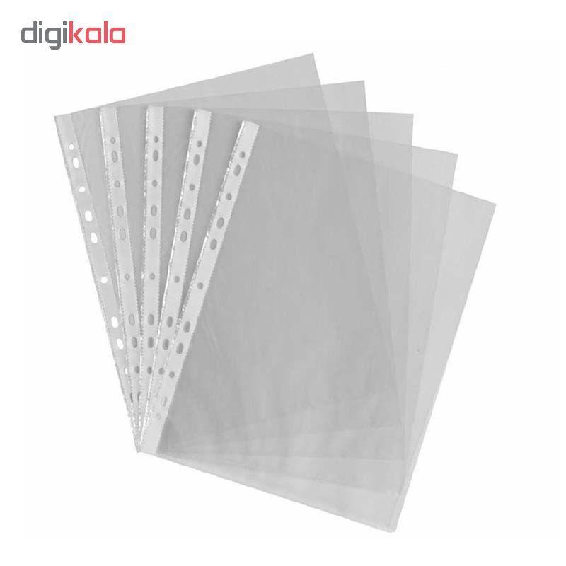 کاور کاغذ A4  مدل BOX بسته 100 عددی main 1 1