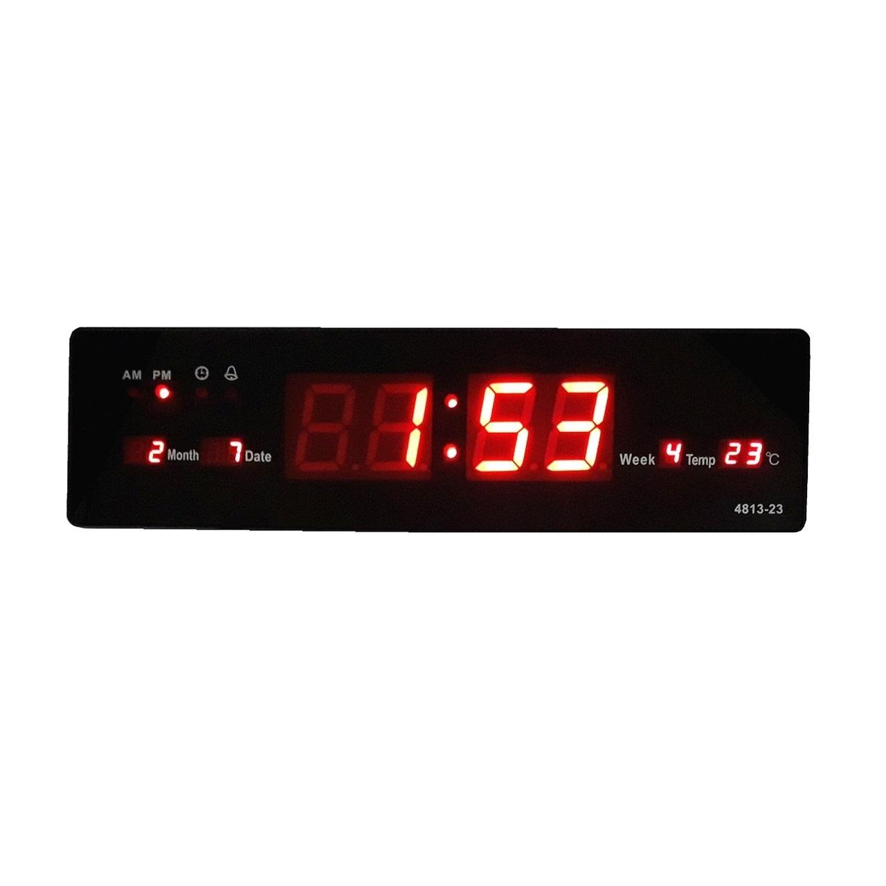 ساعت دیجیتال  سایز بزرگ مدل TDCK-4813